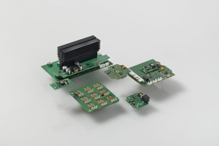 Elektronikentwicklung / Fertigung